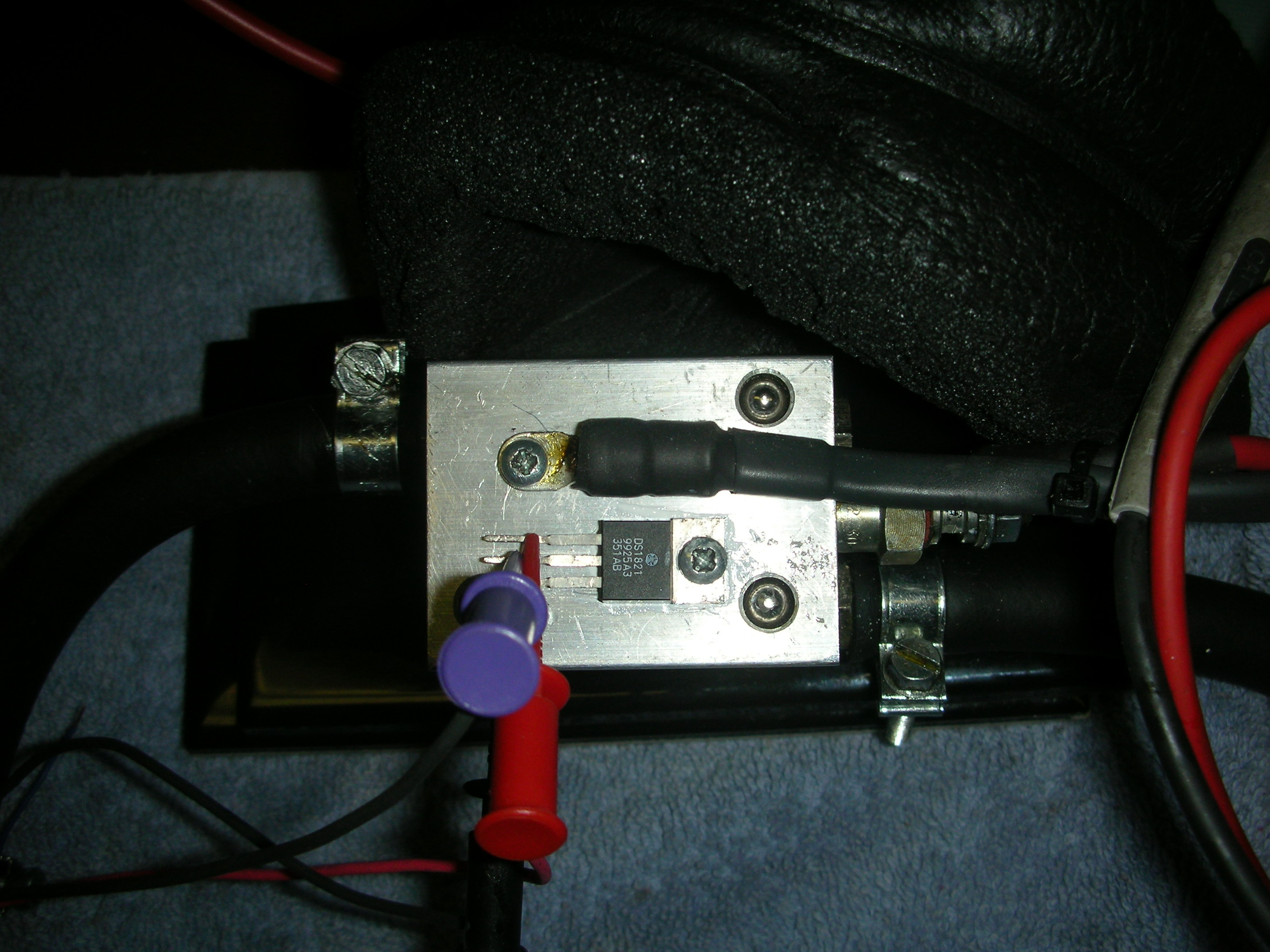 DSCN4358.JPG 813.87 KiB Viewed 336 times.  File comment: Inline Glow Plug Heater - Dallas DS1821 Thermostat.